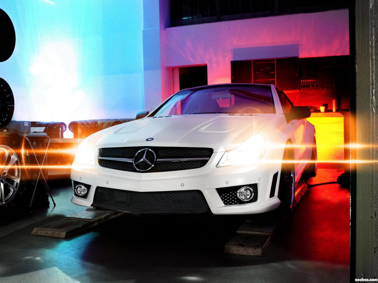 Foto 0 de Mercedes Clase SL SL500 AMG Famous Parts 2013