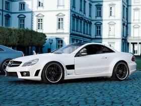 Ver foto 3 de Mercedes Clase SL SL500 AMG Famous Parts 2013