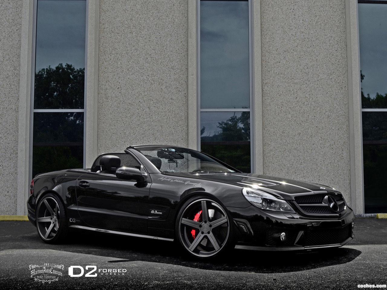 Foto 5 de Mercedes Clase SL SL63 D2Forged CV2 2013