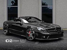 Ver foto 8 de Mercedes Clase SL SL63 D2Forged CV2 2013