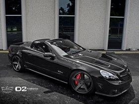 Ver foto 7 de Mercedes Clase SL SL63 D2Forged CV2 2013