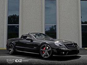 Ver foto 6 de Mercedes Clase SL SL63 D2Forged CV2 2013