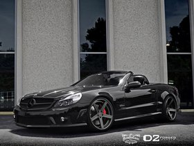Ver foto 5 de Mercedes Clase SL SL63 D2Forged CV2 2013