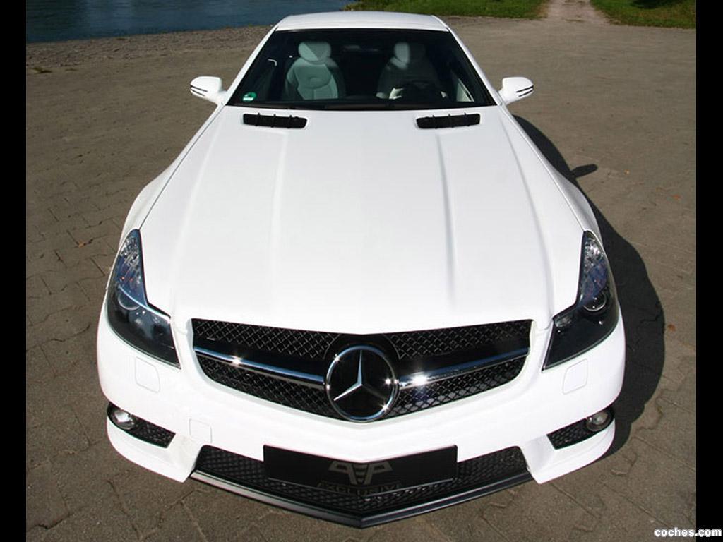 Foto 0 de Mercedes Clase SL AMG63 PP Exclusive 2011