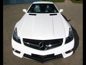Fotos de Mercedes Clase SL AMG63 PP Exclusive 2011