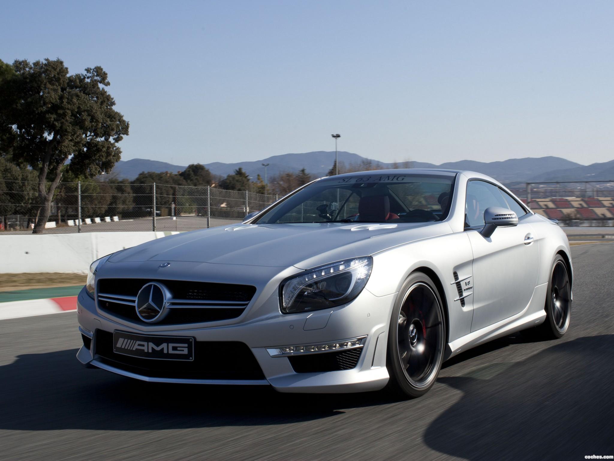 Foto 0 de Mercedes SL 63 AMG R231 2012