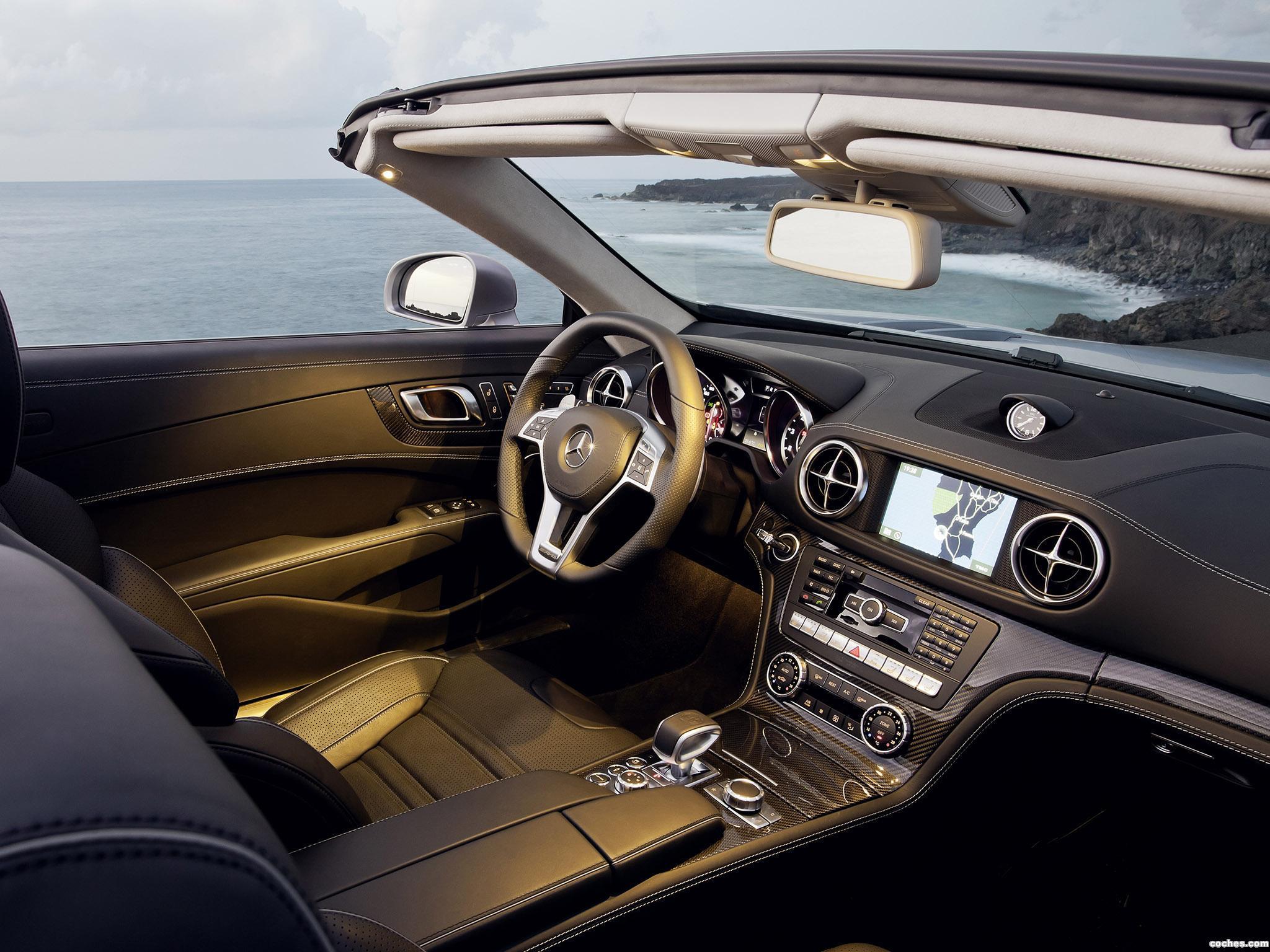 Foto 17 de Mercedes SL 63 AMG R231 2012