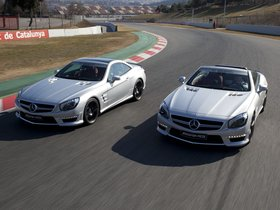 Ver foto 3 de Mercedes SL 63 AMG R231 2012
