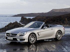 Ver foto 12 de Mercedes SL 63 AMG R231 2012
