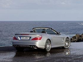 Ver foto 10 de Mercedes SL 63 AMG R231 2012