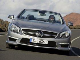 Ver foto 8 de Mercedes SL 63 AMG R231 2012