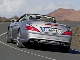 Ver foto 6 de Mercedes SL 63 AMG R231 2012