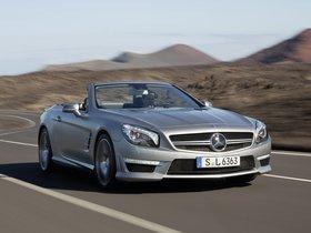 Ver foto 2 de Mercedes SL 63 AMG R231 2012