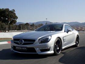 Ver foto 1 de Mercedes SL 63 AMG R231 2012
