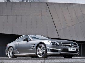 Ver foto 2 de Mercedes Clase SL SL63 AMG R231 UK 2012