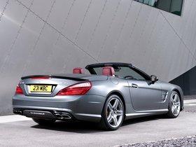 Ver foto 10 de Mercedes Clase SL SL63 AMG R231 UK 2012