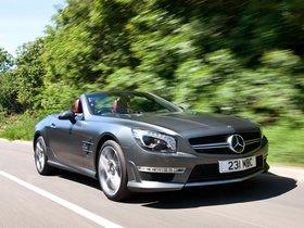Ver foto 8 de Mercedes Clase SL SL63 AMG R231 UK 2012