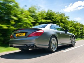 Ver foto 6 de Mercedes Clase SL SL63 AMG R231 UK 2012