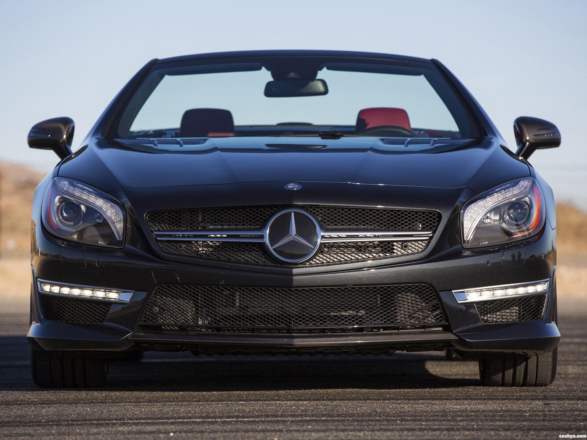 Foto 6 de Mercedes Clase SL SL63 AMG R231 USA 2012