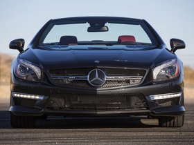 Ver foto 7 de Mercedes Clase SL SL63 AMG R231 USA 2012