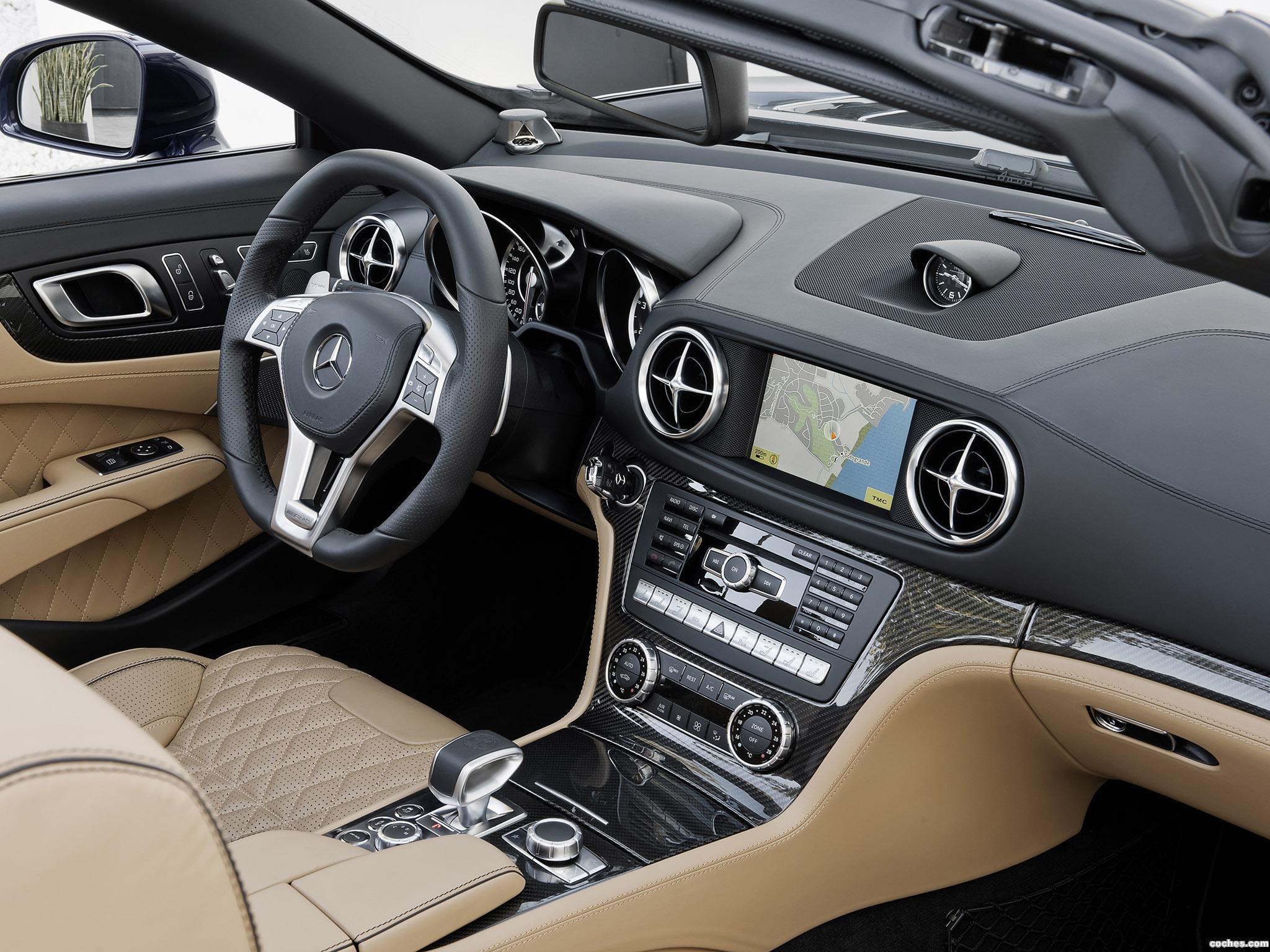 Foto 15 de Mercedes SL65 2012