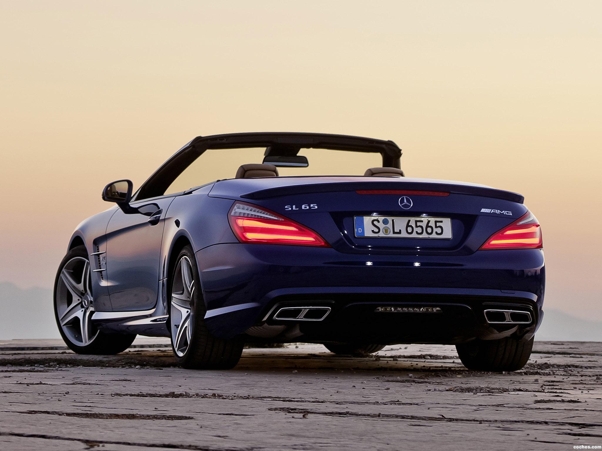 Foto 6 de Mercedes SL65 2012