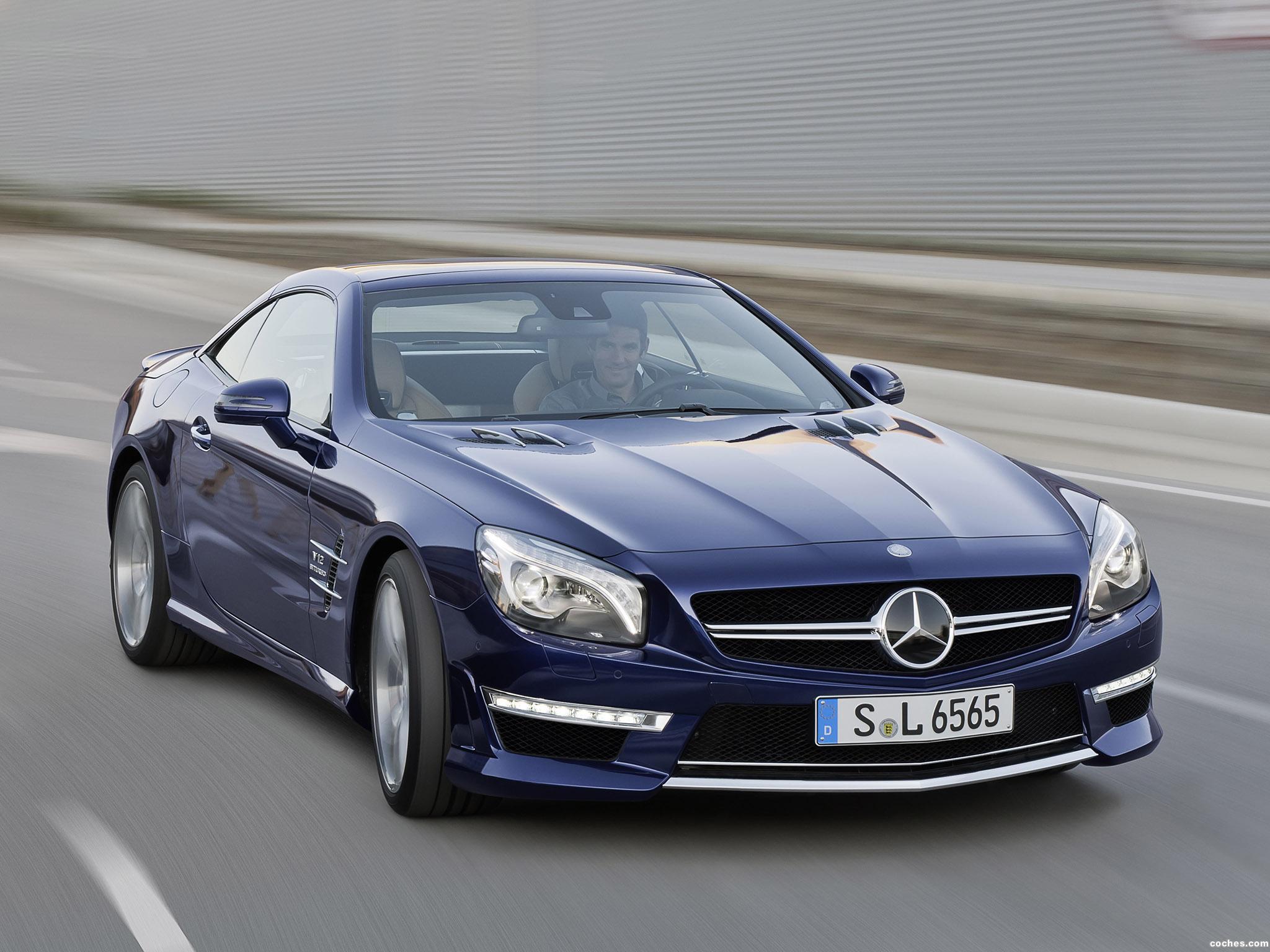 Foto 5 de Mercedes SL65 2012