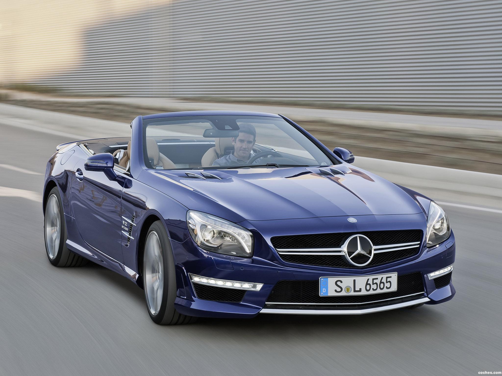 Foto 4 de Mercedes SL65 2012