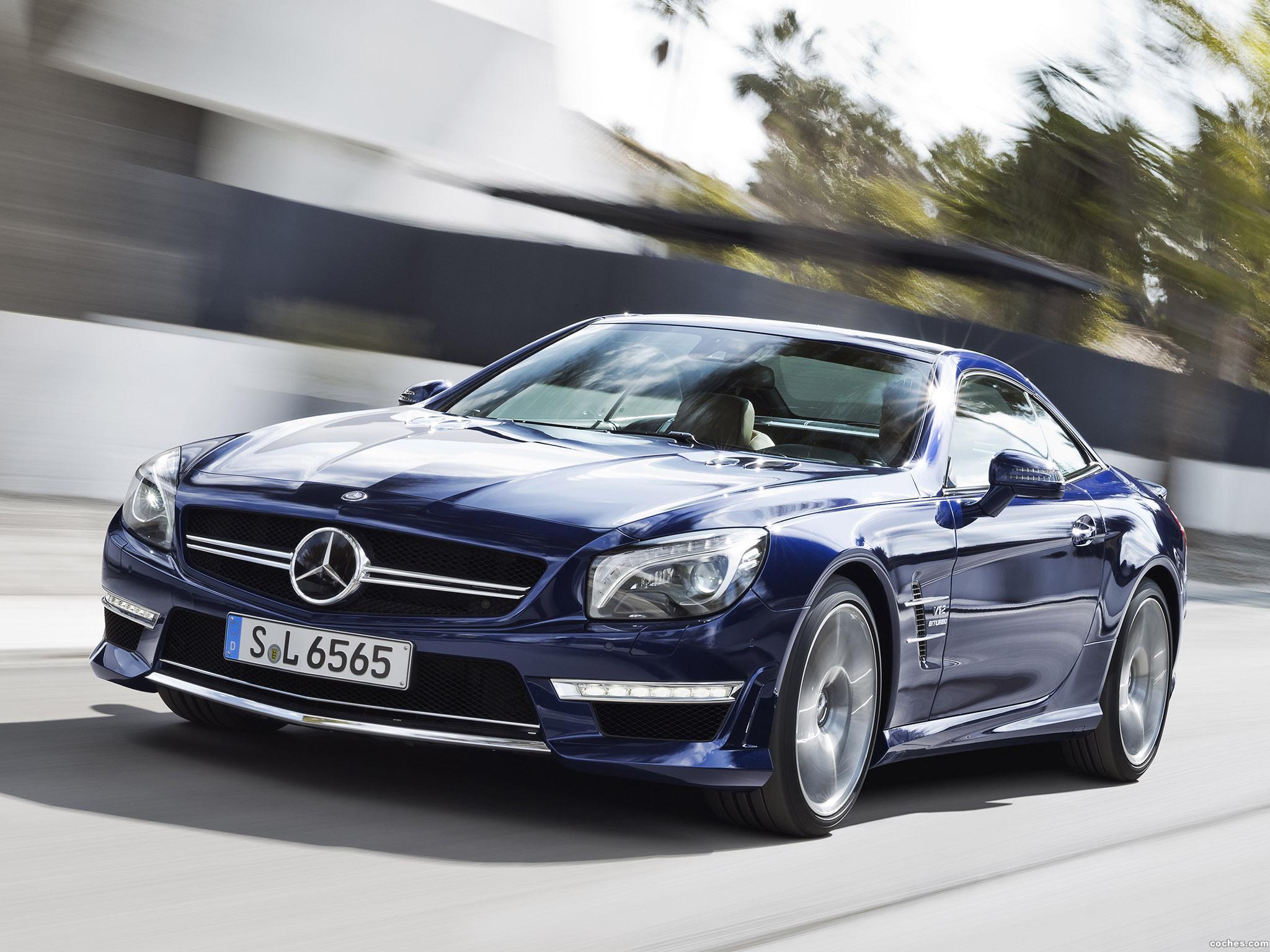 Foto 0 de Mercedes SL65 2012