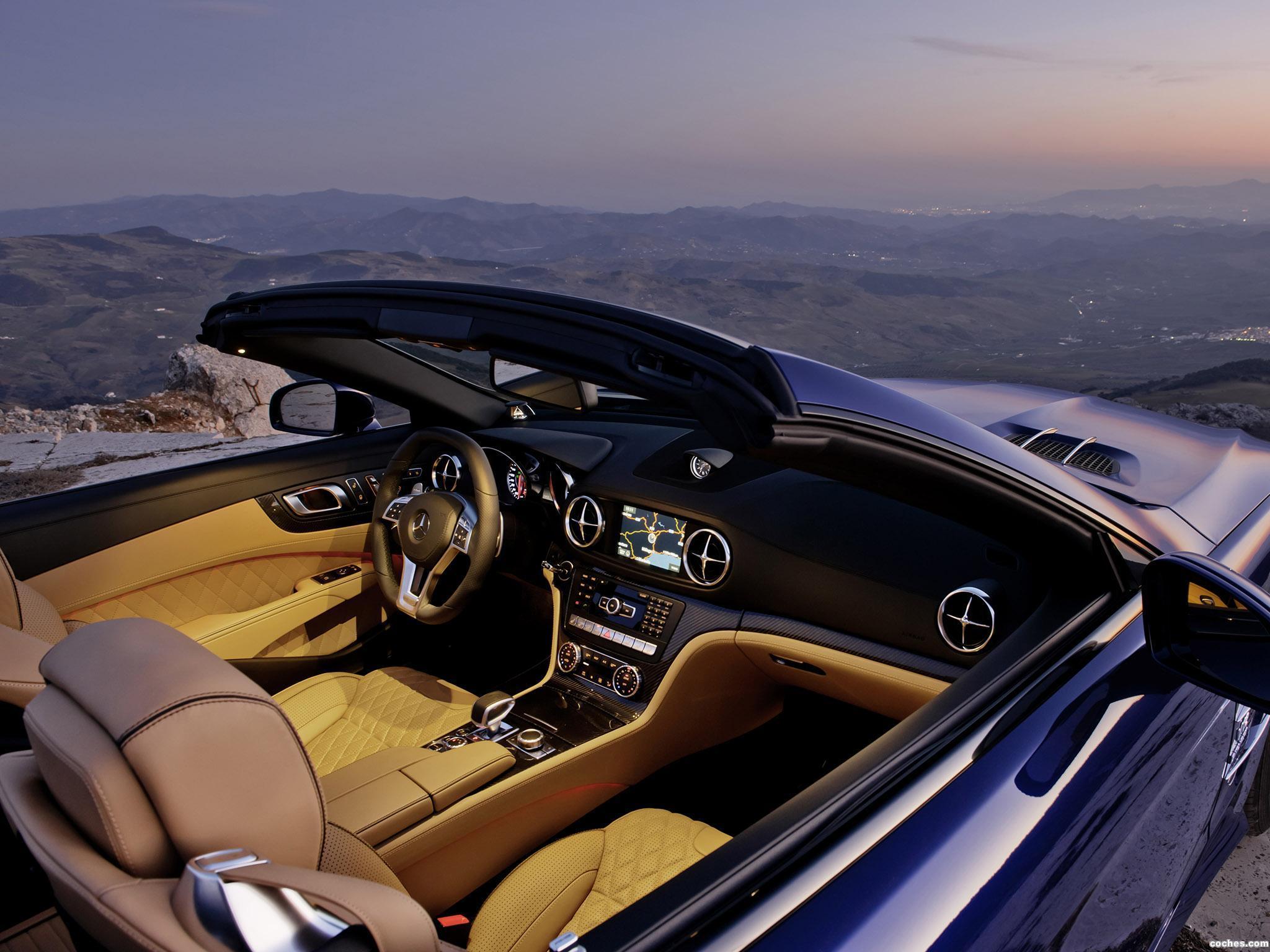Foto 14 de Mercedes SL65 2012