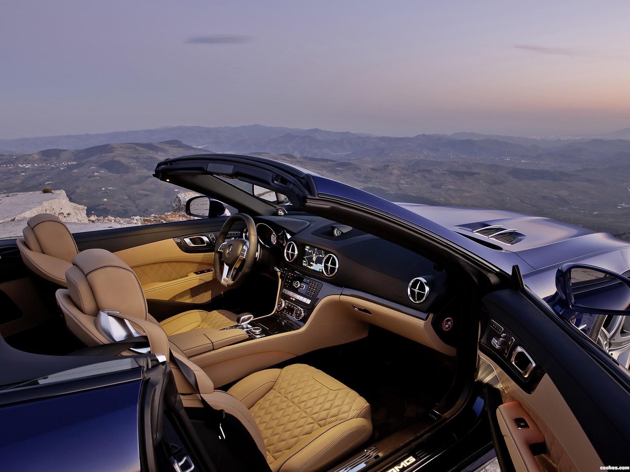 Foto 13 de Mercedes SL65 2012