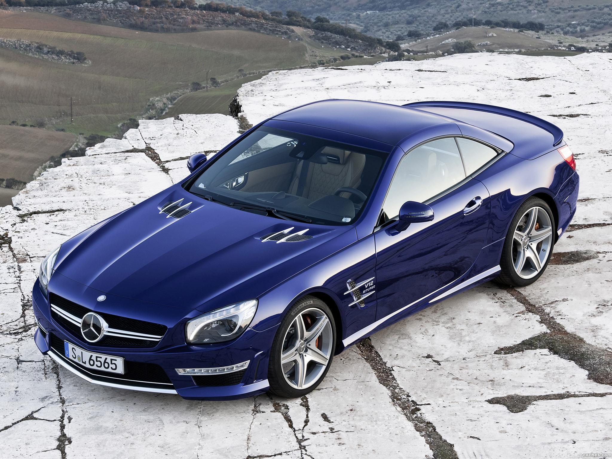 Foto 12 de Mercedes SL65 2012