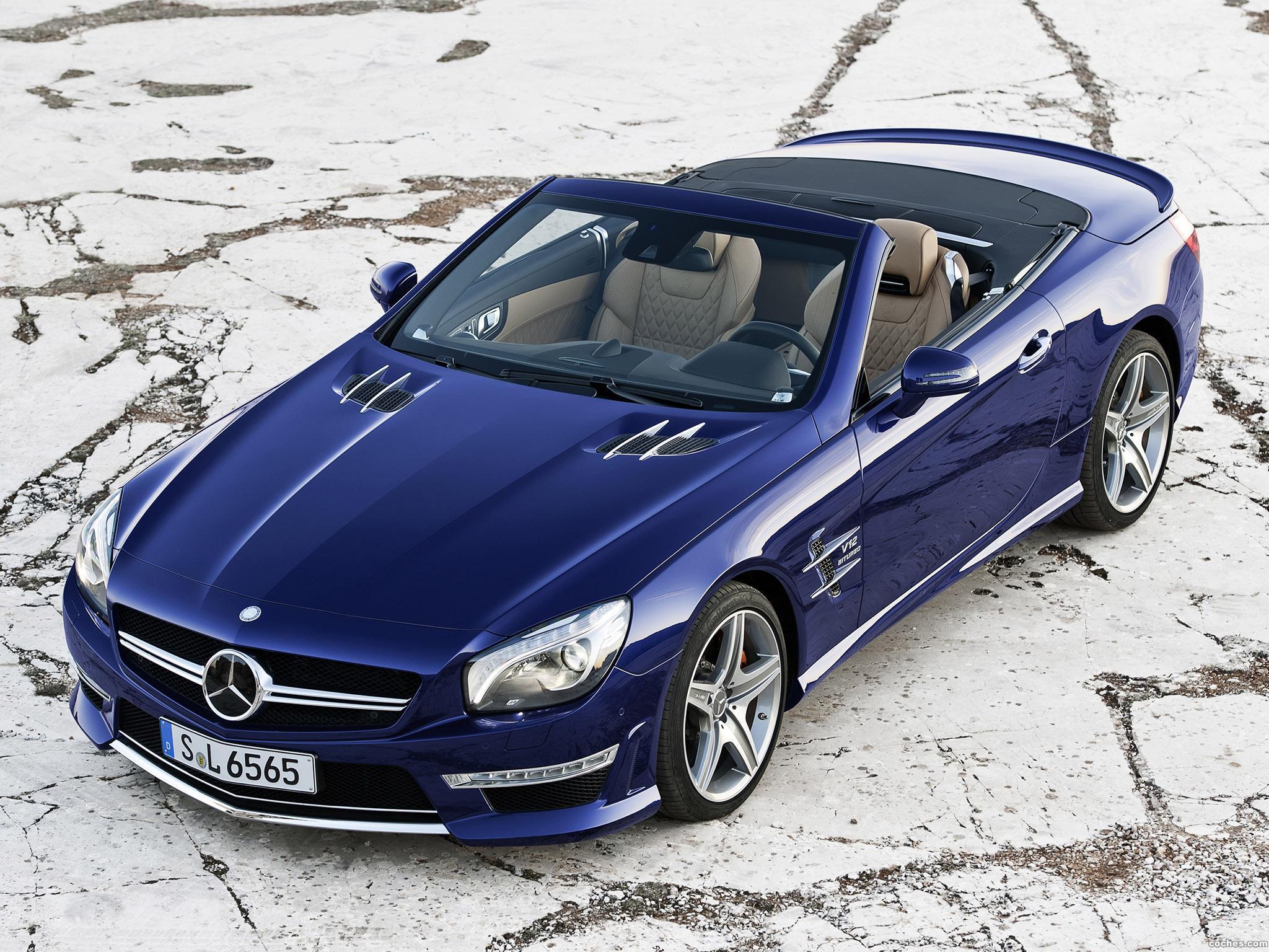 Foto 7 de Mercedes SL65 2012