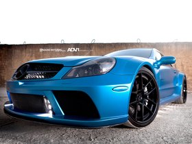 Ver foto 9 de Mercedes SL 65 AMG Black Series ADV.1 Wheels 2012