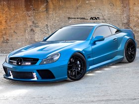 Ver foto 8 de Mercedes SL 65 AMG Black Series ADV.1 Wheels 2012