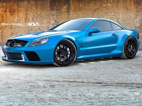 Ver foto 7 de Mercedes SL 65 AMG Black Series ADV.1 Wheels 2012