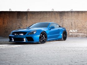 Ver foto 6 de Mercedes SL 65 AMG Black Series ADV.1 Wheels 2012