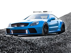 Ver foto 4 de Mercedes SL 65 AMG Black Series ADV.1 Wheels 2012