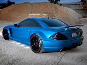 Ver foto 2 de Mercedes SL 65 AMG Black Series ADV.1 Wheels 2012