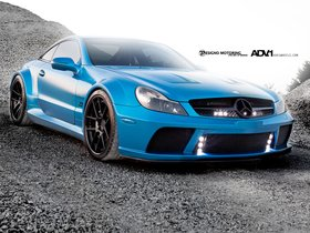 Ver foto 1 de Mercedes SL 65 AMG Black Series ADV.1 Wheels 2012
