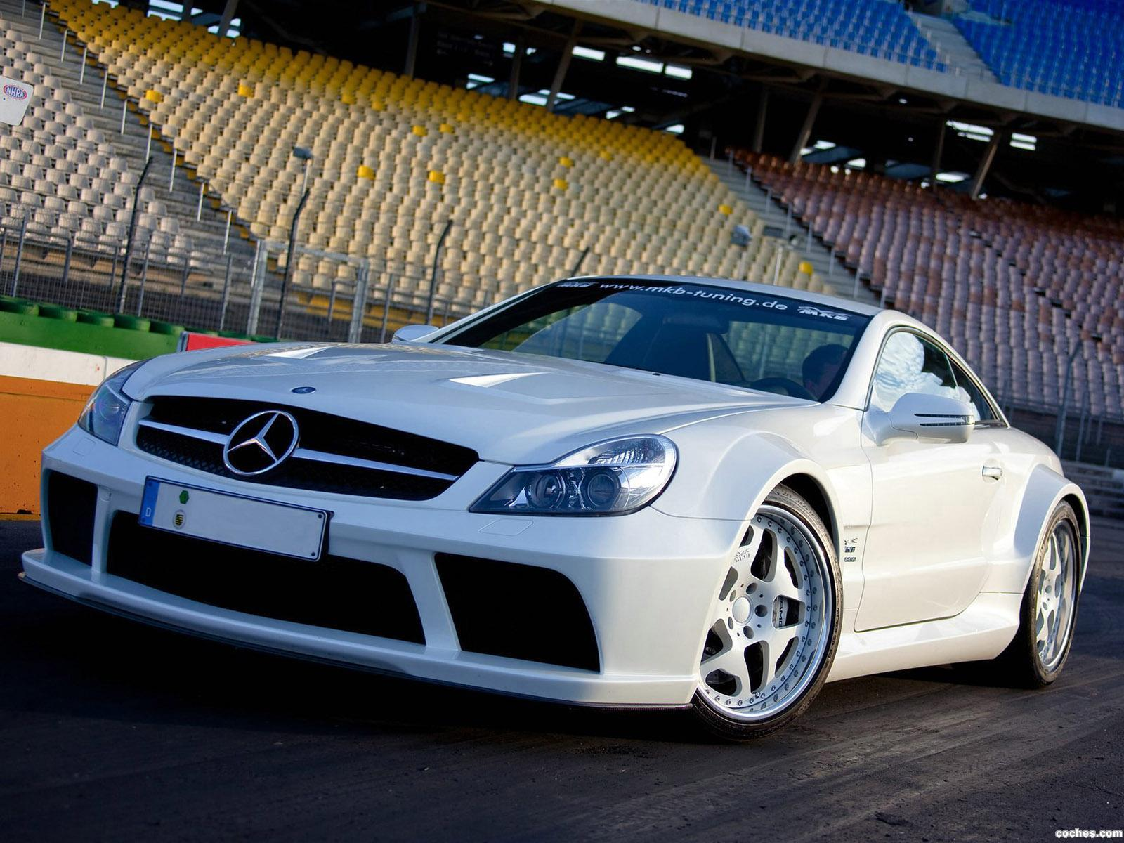 Foto 0 de Mercedes SL65 AMG Black Series P 1000 by MKB 2010