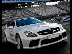 Ver foto 5 de Mercedes SL65 AMG Black Series P 1000 by MKB 2010