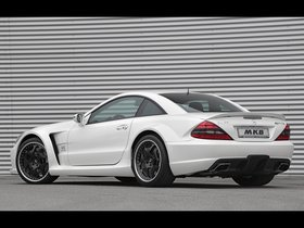 Ver foto 4 de Mercedes SL65 AMG Black Series P 1000 by MKB 2010