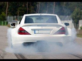 Ver foto 2 de Mercedes SL65 AMG Black Series P 1000 by MKB 2010