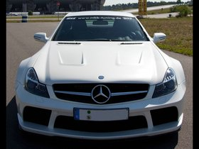 Ver foto 13 de Mercedes SL65 AMG Black Series P 1000 by MKB 2010