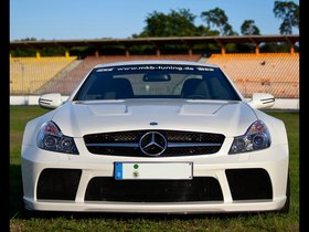 Ver foto 12 de Mercedes SL65 AMG Black Series P 1000 by MKB 2010