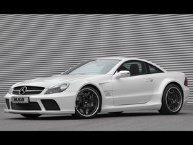 Ver foto 11 de Mercedes SL65 AMG Black Series P 1000 by MKB 2010