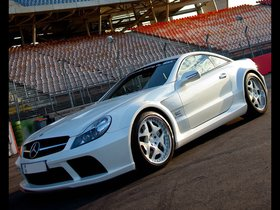 Ver foto 10 de Mercedes SL65 AMG Black Series P 1000 by MKB 2010
