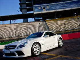 Ver foto 9 de Mercedes SL65 AMG Black Series P 1000 by MKB 2010