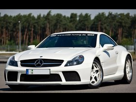 Ver foto 7 de Mercedes SL65 AMG Black Series P 1000 by MKB 2010
